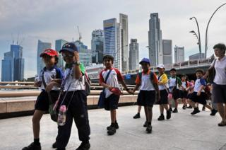 Why one man in Singapore used to be not allowed to undertake his kid