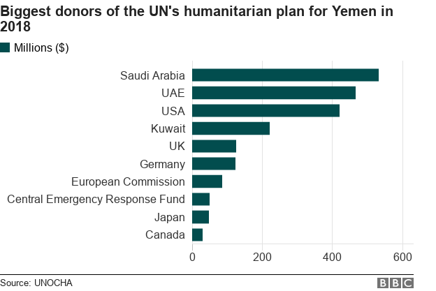 Yemen war: Billions in aid, however where's it going?