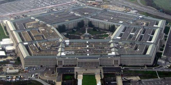 Earthquake resign at the Pentagon