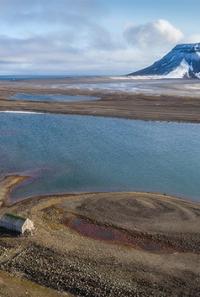 Russia has 5 new islands when glaciers melt