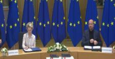 Trade agreement signed between UK and EU after Brexit